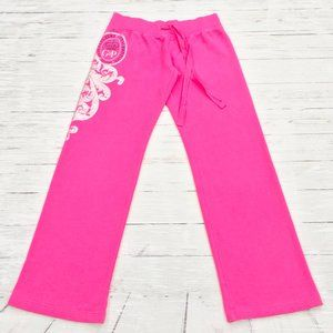 Juicy Couture ~ Low Rise Wide Leg Lounge Pants